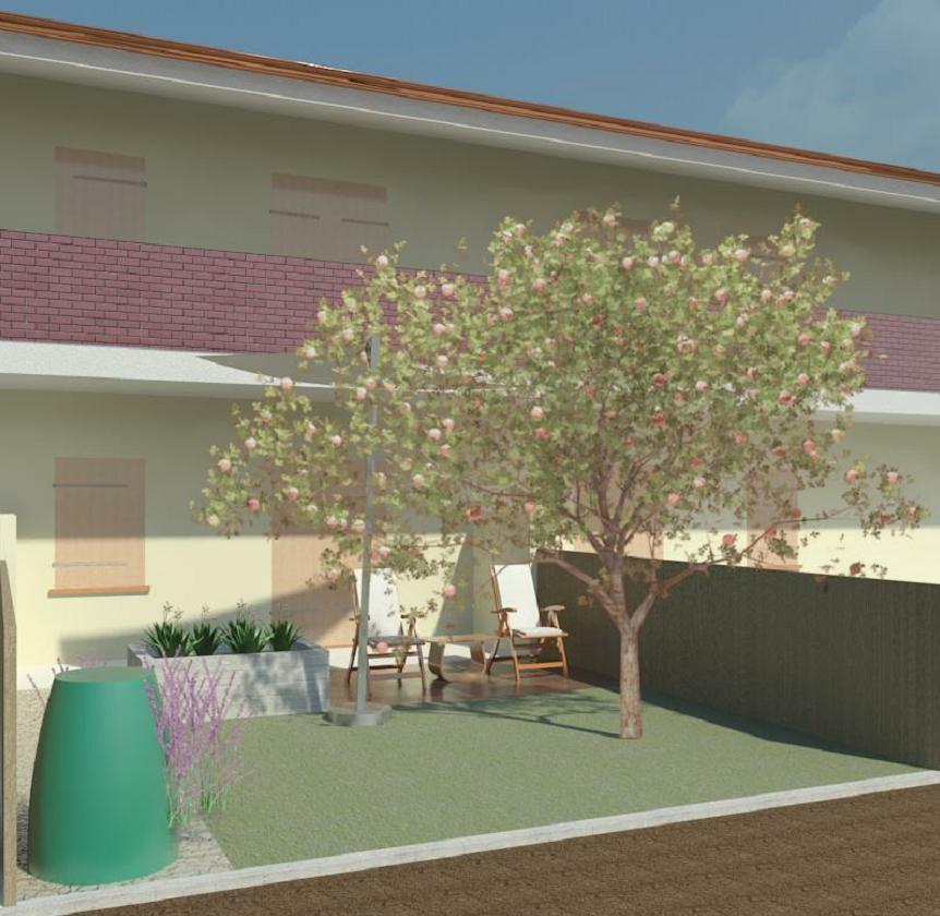 Un Progetto Per Un Giardino Di 16 Mq Bestprato