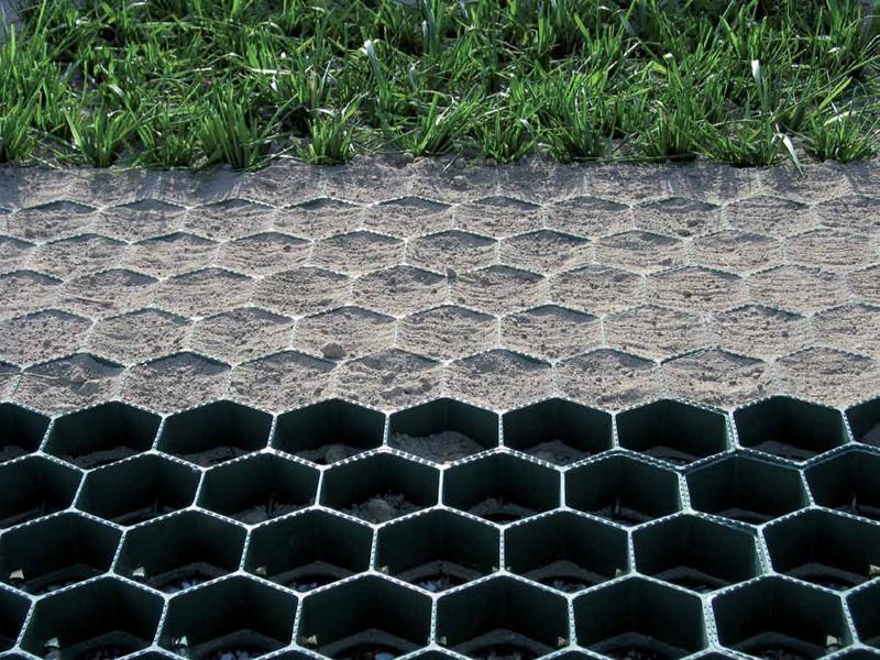 Grigliati In Plastica Per Giardino.Grigliato Salvaprato Carrabile Posa E Semina Dell Erba Bestprato