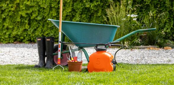 La Guida ai Lavori in Giardino di Maggio