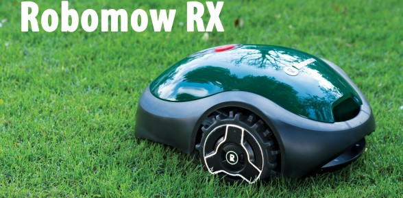 Nuovi Robot Tagliaerba Robomow Rx