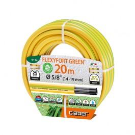 Tubo Gomma Acqua Flexyfort Green Claber 9134