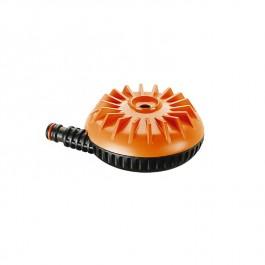 Irrigatore prato statico circolare Turbospruzzo Claber 8658