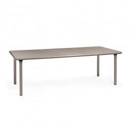 Tavolo per esterno Maestrale di Nardi - tortora