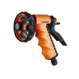 Pistola multigetto a 4 posizioni claber 9391 for Getti x irrigazione