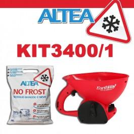 Kit sale antighiaccio non corrosivo No Frost con spargitore