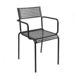 Sedie in metallo per esterni Monella 2