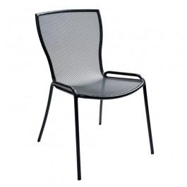 Sedie in rete di metallo Monella
