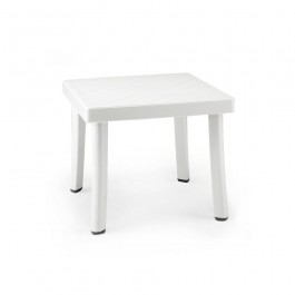 Tavolino basso Rodi di Nardi - Bianco