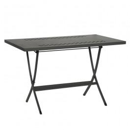 Tavolo pieghevole in metallo Hermes 120