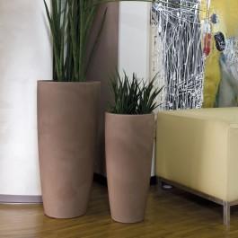 Vaso da giardino e casa per piante talos nicoli for Vaso da interno moderno