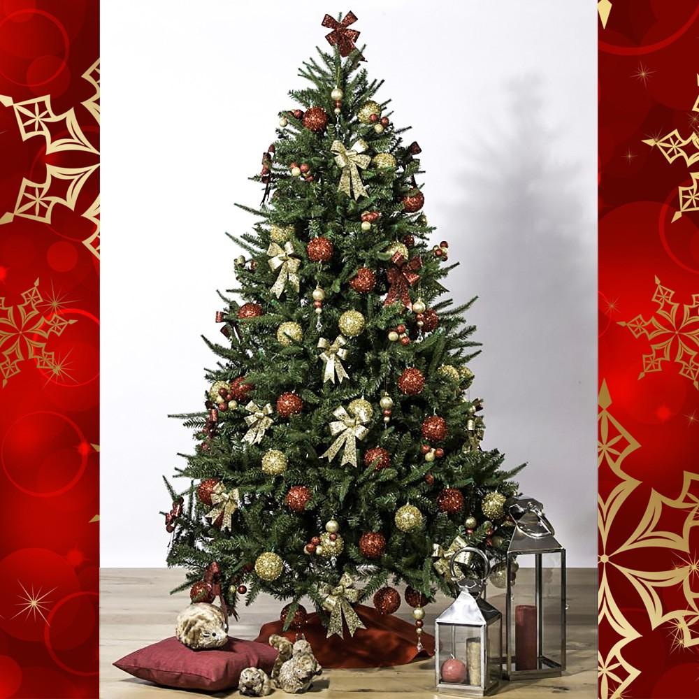 Albero Di Natale Grande.Albero Di Natale Premium 210