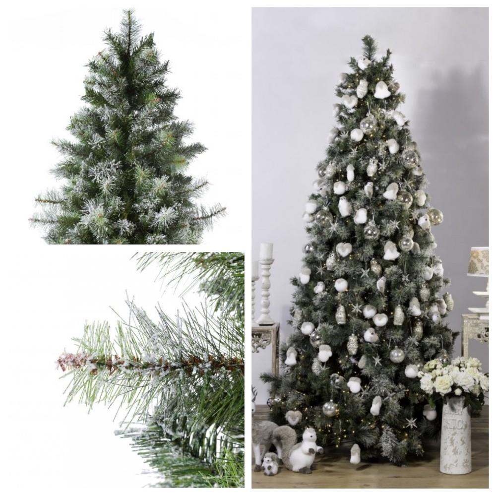 Alberi Di Natale Finti.Albero Di Natale Finto Realistico Bestprato By Moranduzzo