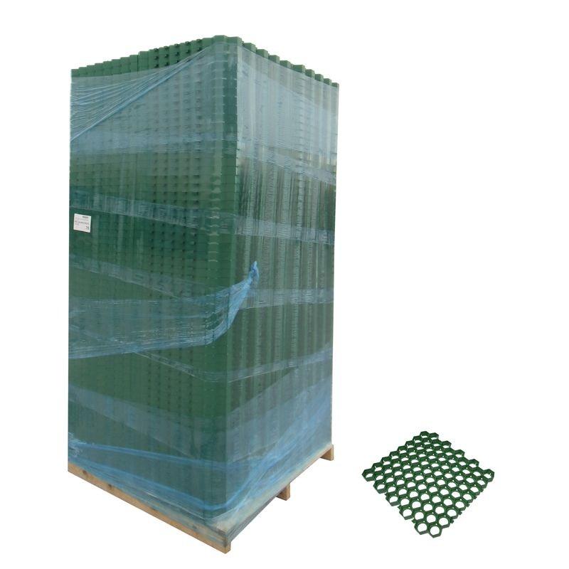 Salvaprato Carrabile Griglia Modulare In Plastica Greensaver