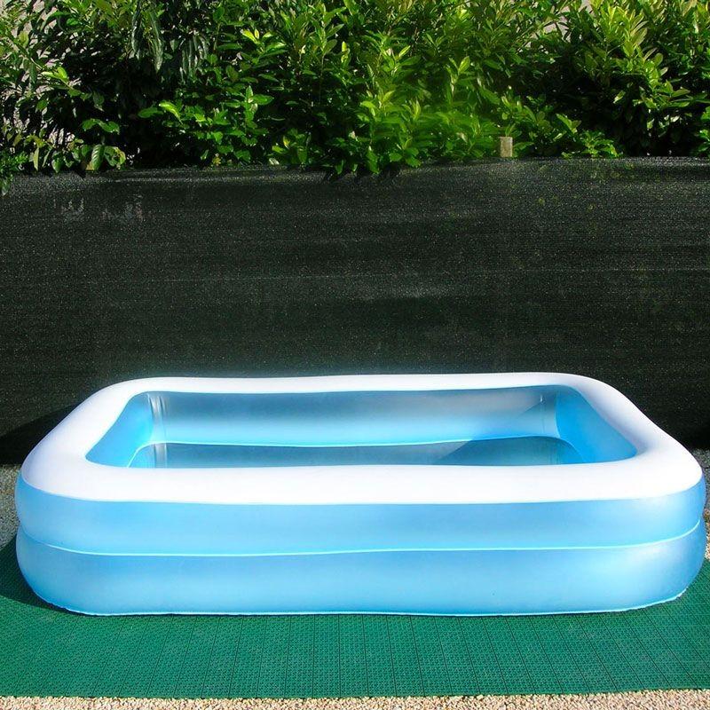 Pavimentazione per piscine fuori terra gonfiabile - Piscine gonfiabili da giardino ...
