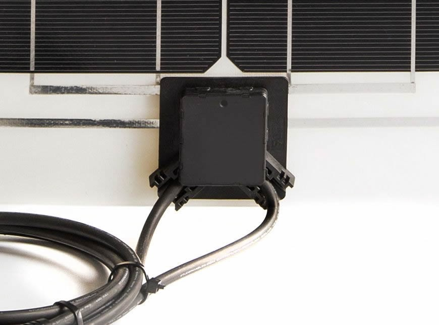 Pannello Solare Flessibile Barca : Pannelli solari flessibili per barca tenda baita serie