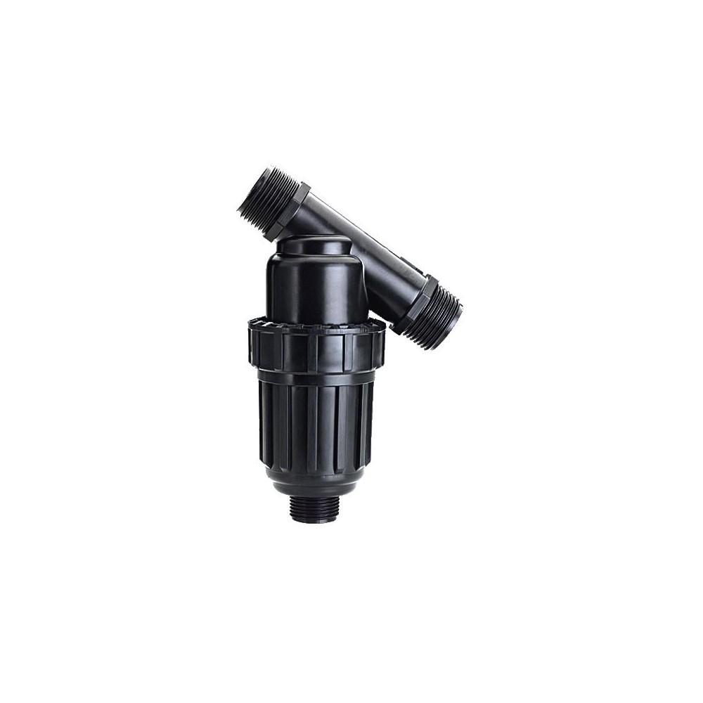 Filtro in linea per impianti di irrigazione claber 90919 for Filtro per irrigazione