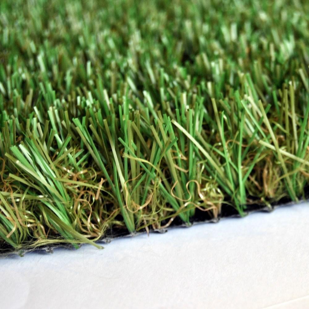 Prato sintetico 100 effetto reale erba artificiale per giardino - Erba sintetica per giardino ...