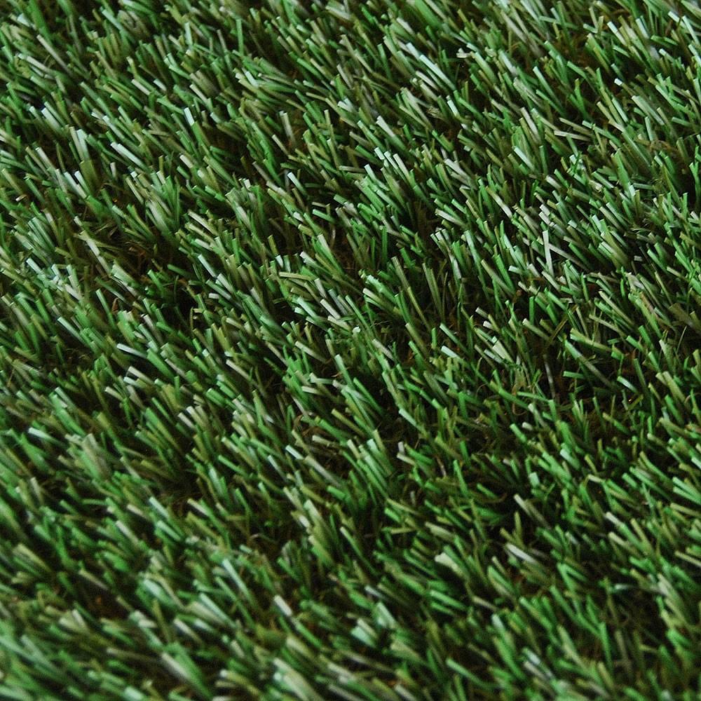 Prato sintetico 100% effetto reale. Erba artificiale per giardino.