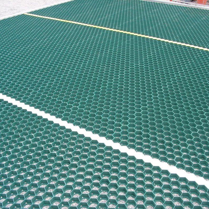 Grigliati In Plastica Per Giardino.Tappo Indicatore Blu Per Grigliato Salvaprato Carrabile In Plastica