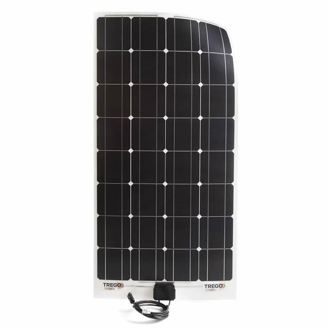 Pannello Solare Per Furgone : Pannelli solari monocristallini a film sottile serie tl