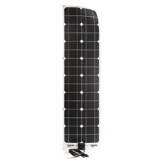 Pannello Solare Barca A Vela : Pannelli solari flessibili per barca a vela camper e