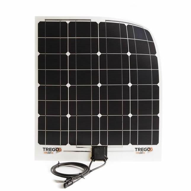 Fissaggio Pannello Solare Flessibile : Pannelli solari flessibili per barca tenda baita serie