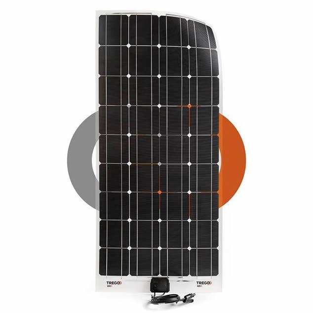 Pannello Solare Per Camper Quale Scegliere : Pannello fotovoltaico trasparente per barche a vela