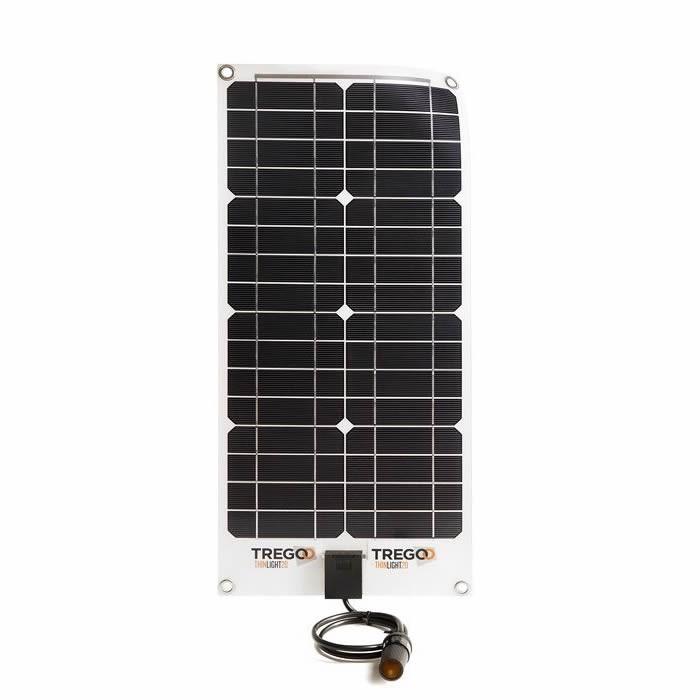 Pannello Solare Danneggiato : Pannelli solari flessibili per camper e barca a vela