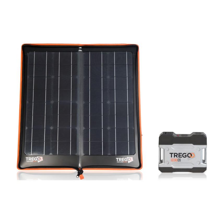 Pannello Solare Portatile Pieghevole : Pannello solare portatile con inverter volt