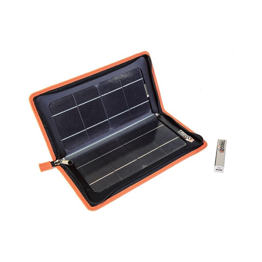 Pannello Solare Portatile Come Funziona : Pannello solare portatile carica batteria kit