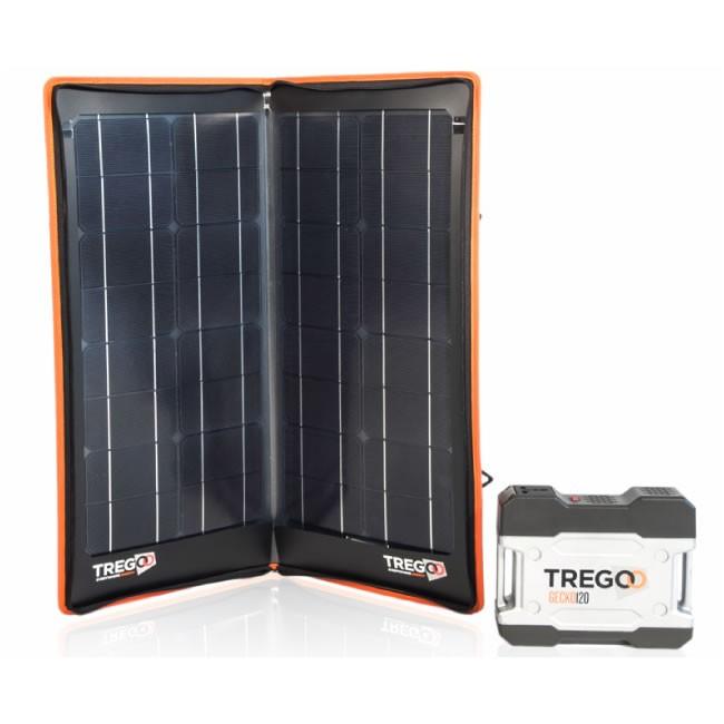 Kit Pannello Solare Batteria Inverter : Pannello solare portatile con inverter volt