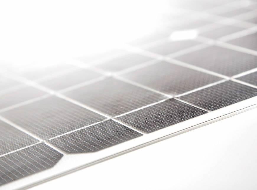 Pannello Solare Flessibile Barca : Pannelli solari trasparenti per barca a vela serie nano