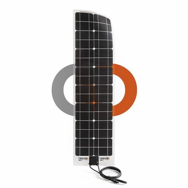 Pannello Solare Per Camper Occasione : Pannelli solari trasparente per barca a vela tenda baita