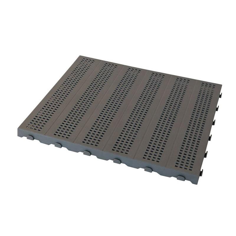 Piastrella in plastica per pavimentazione da esterno bancale for Piastrelle 50x50