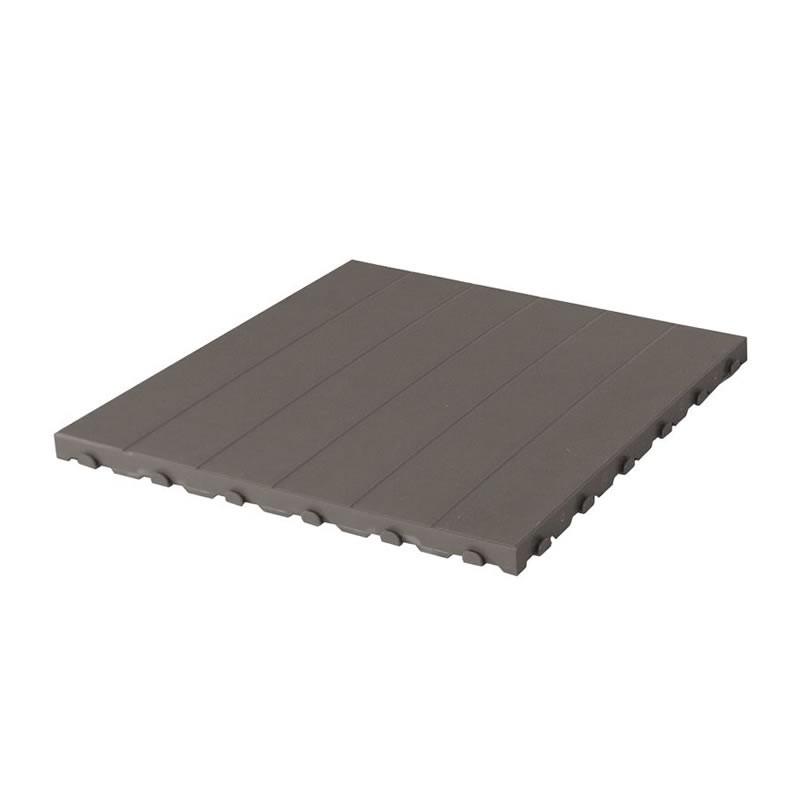 piastrella in plastica per pavimentazione da esterno bancale On mattonelle in plastica ad incastro