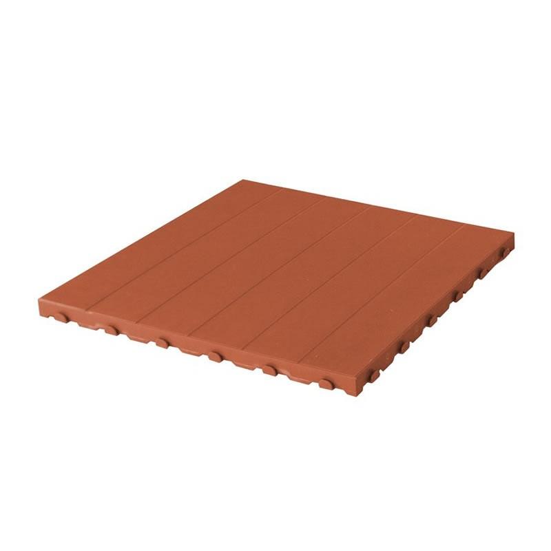 Mattonelle Plastica Da Esterno.Mattonella In Plastica Per Pavimentazione Esterno