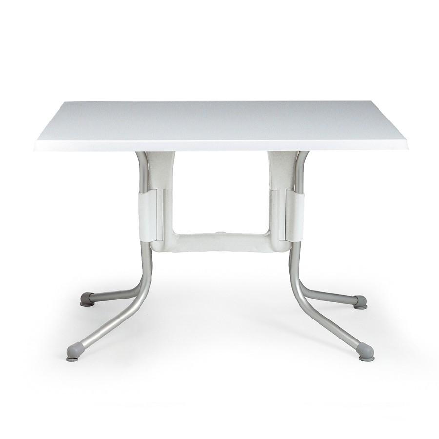 Struttura Pieghevole Per Tavolo.Tavolino Pieghevole Da Esterno In Alluminio Polo Nardi