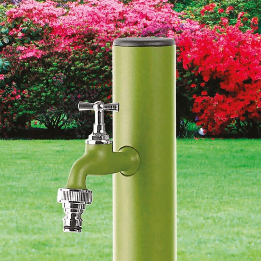 Punto acqua a colonna da giardino loop aquapoint - Fontana a colonna da giardino ...