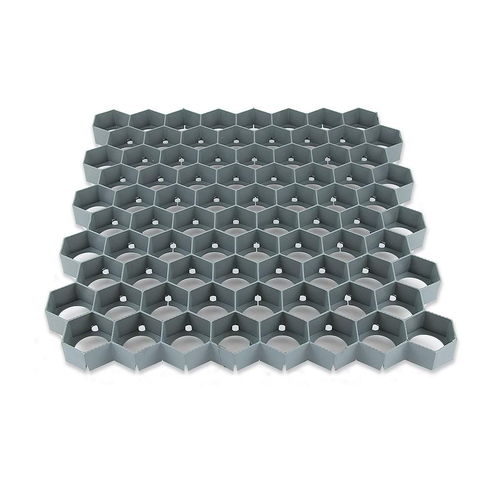 Grigliati In Plastica Per Giardino.Salvaghiaia Grigliato Grigio Carrabile In Plastica Stonesaver