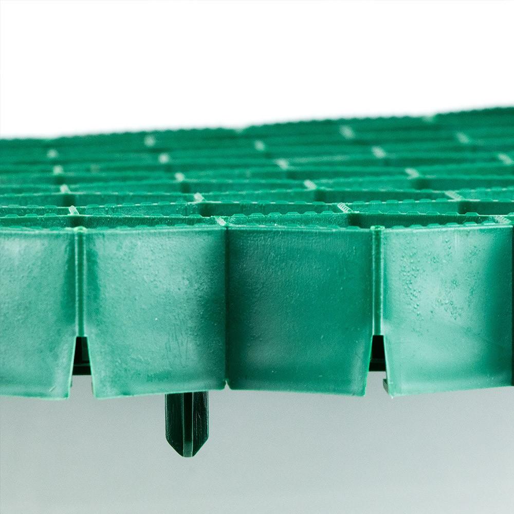 Griglia salvaprato carrabile in plastica greensaver for Prato a rotoli leroy merlin