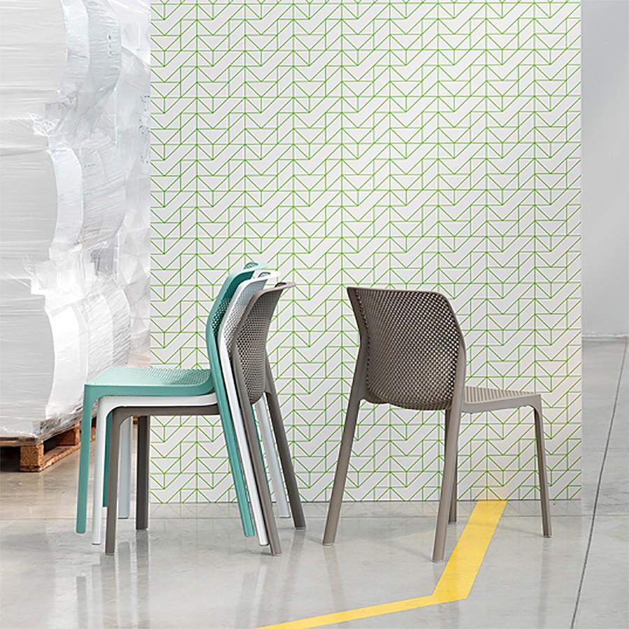 Sedie da giardino ed esterno collezione nardi bit - Tappezzare sedia costo ...