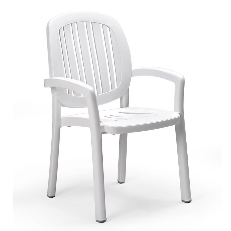 Sedie In Resina Da Esterno.Sedia Classica In Plastica Da Esterno Ponza Nardi