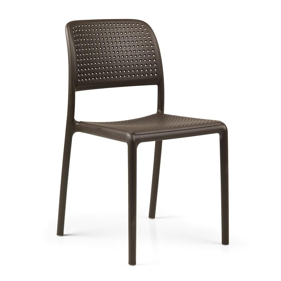 Sedia da giardino ed esterno bora bistrot nardi for Sedia design comoda