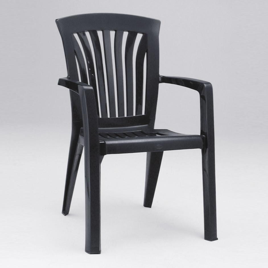 Sedie Plastica Per Giardino.Sedia In Plastica Da Giardino Diana Nardi