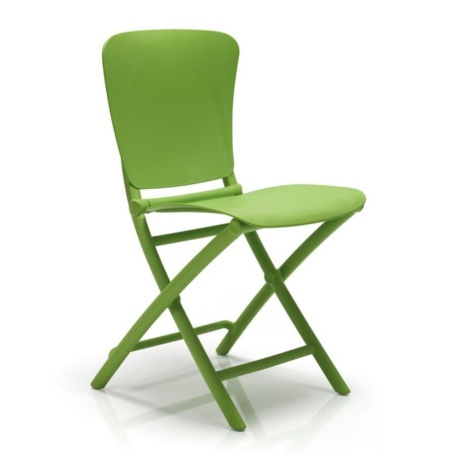 Sedie Plastica Pieghevoli Da Giardino.Sedia Pieghevole Da Giardino E Terrazzo Zac Nardi