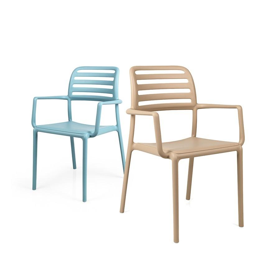 Sedie da giardino plastica set sedie in resina pieghevoli for Set giardino plastica
