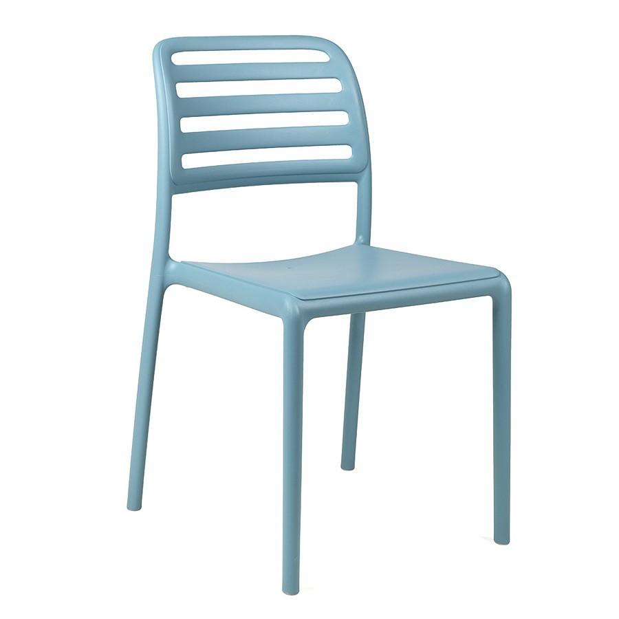 Sedia per terrazzo costa bistrot nardi for Sedie da giardino economiche