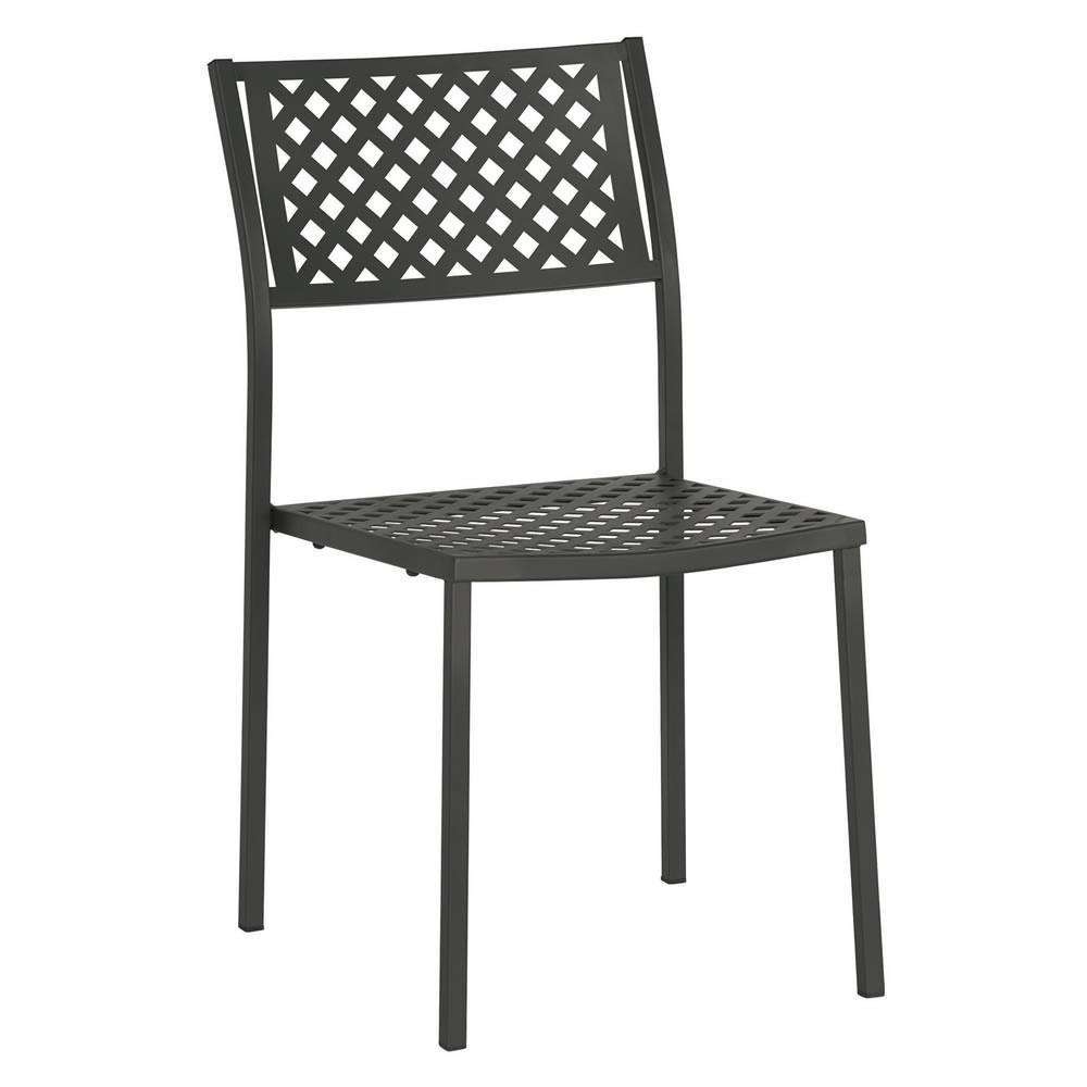 Latest sedia per esterno lola preloader with sedie in ferro for Sedie in ferro design