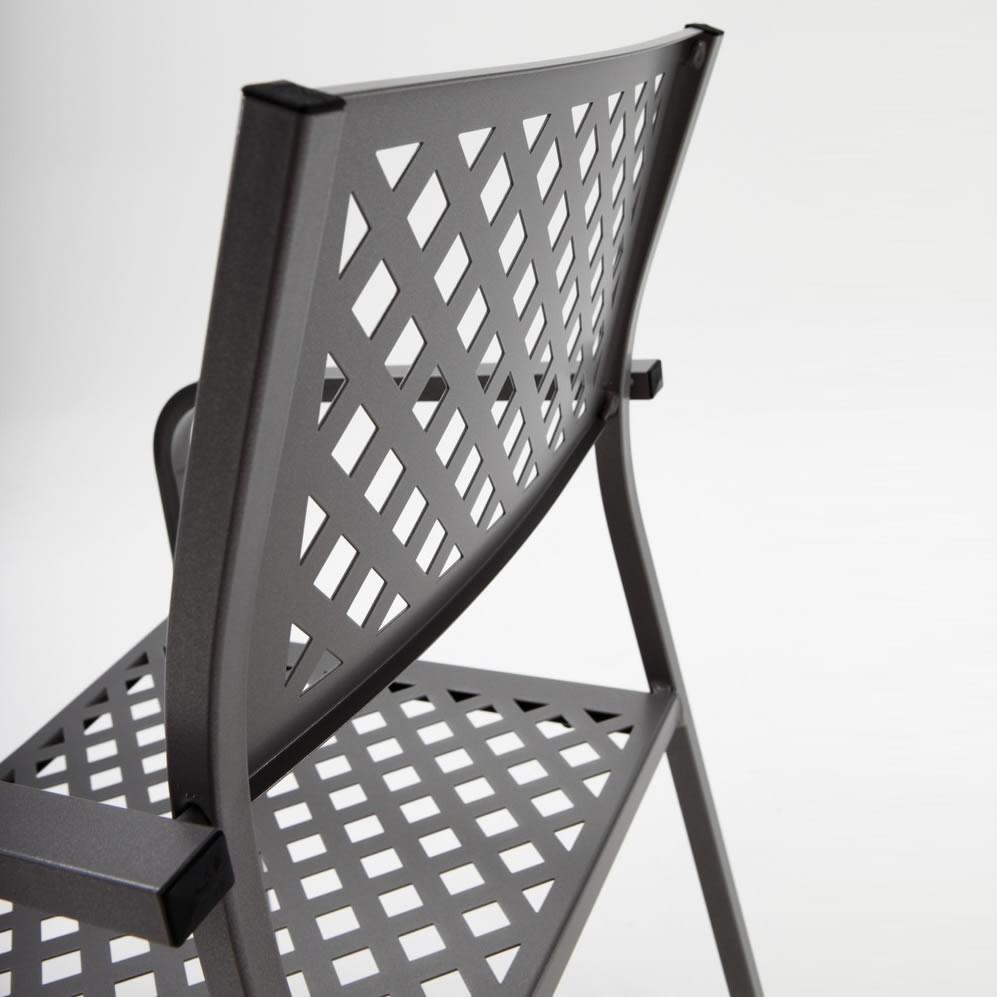 Sedia in ferro per esterni lola 2 vendita online - Sedie economiche da giardino ...