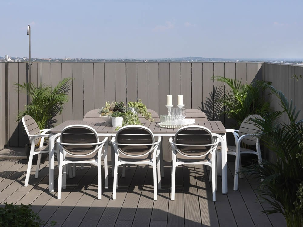 Sedia per esterni palma nardi for Arredo esterno outlet
